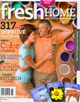 fresh home magazine cover